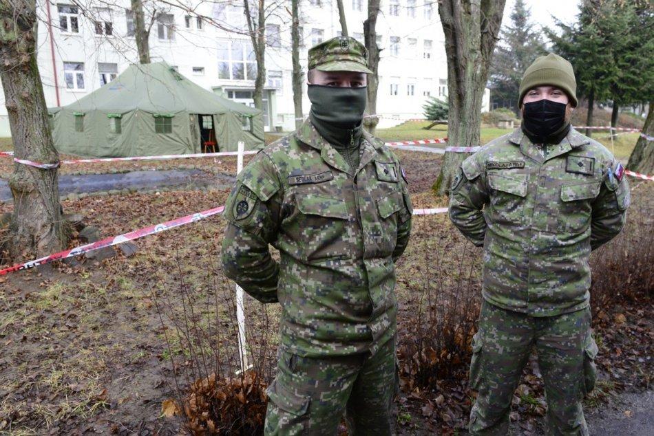 Ilustračný obrázok k článku Situácia v okrese Prievidza je VÁŽNA: Rozhodujú o živote a smrti, povolali armádu