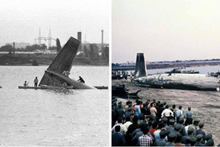Ilustračný obrázok k článku Letecká tragédia na Zlatých pieskoch: Potápači po rokoch vylovili obrovskú časť trupu lietadla
