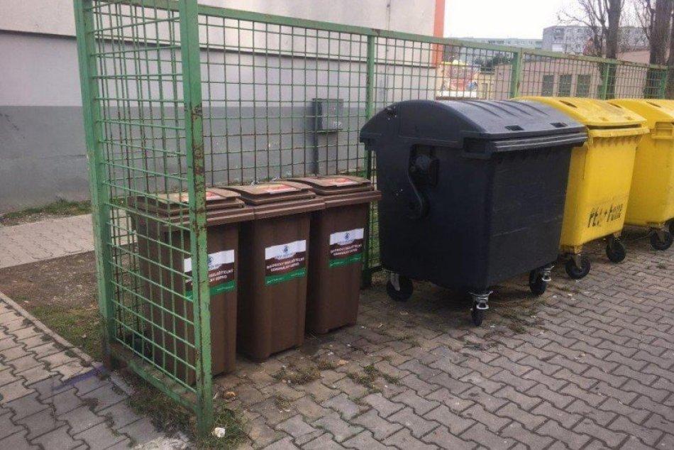 Ilustračný obrázok k článku Radnica je zatiaľ spokojná: V Šali vyzbierali 1,5 tony kuchynského odpadu