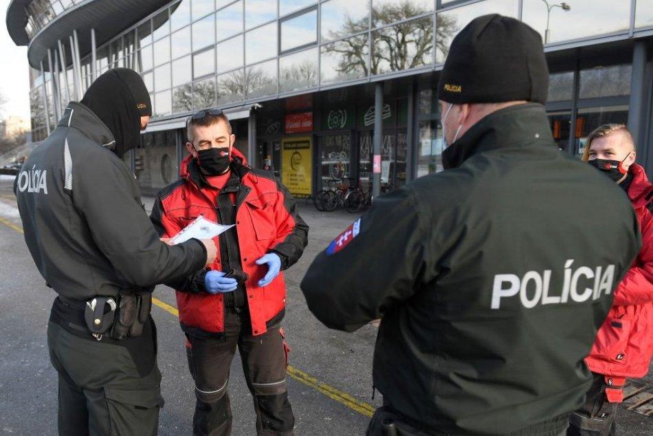 Ilustračný obrázok k článku Trenčiansky kraj, pozor: Polícia avizuje intenzívne KONTROLY na týchto miestach