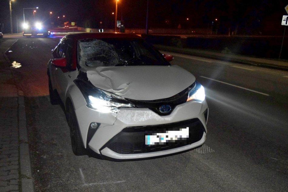 Ilustračný obrázok k článku Tragická nehoda neďaleko Topoľčian: O život prišiel chodec, ktorý prechádzal cez cestu