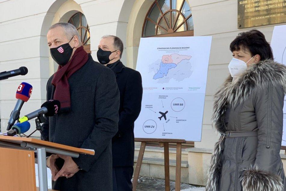 Ilustračný obrázok k článku Padlo rozhodnutie o čerpaní eurofondov: Ministerstvo vyhovelo požiadavkám Bystrice a Zvolena