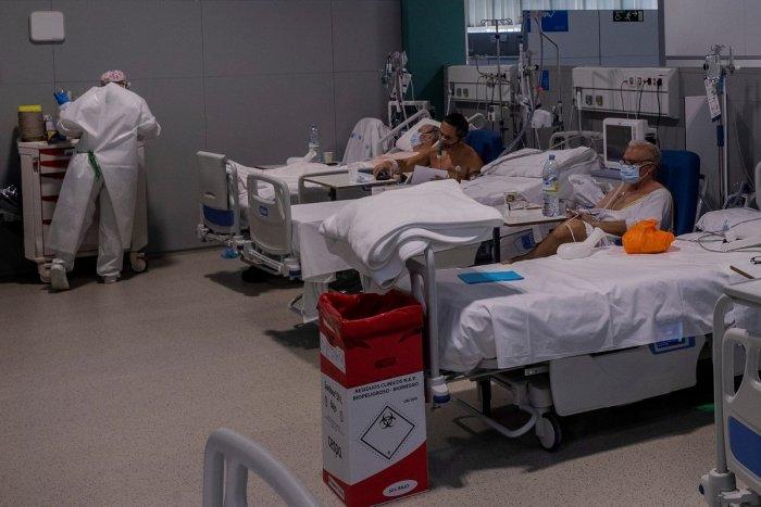 Ilustračný obrázok k článku Nemocnice ŽSK získali špeciálne prístroje: Pomôcť majú COVID pacientom