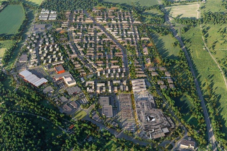 Ilustračný obrázok k článku Projekt Bory sa rozrastá rýchlym tempom: Aké názvy budú mať jednotlivé štvrte?