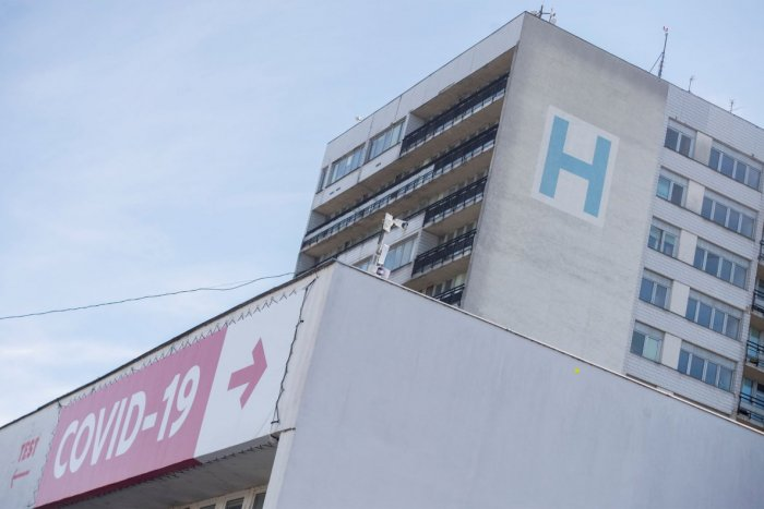 Ilustračný obrázok k článku Situácia v najväčšej slovenskej nemocnici je veľmi vážna: Zostáva im už len pár lôžok!