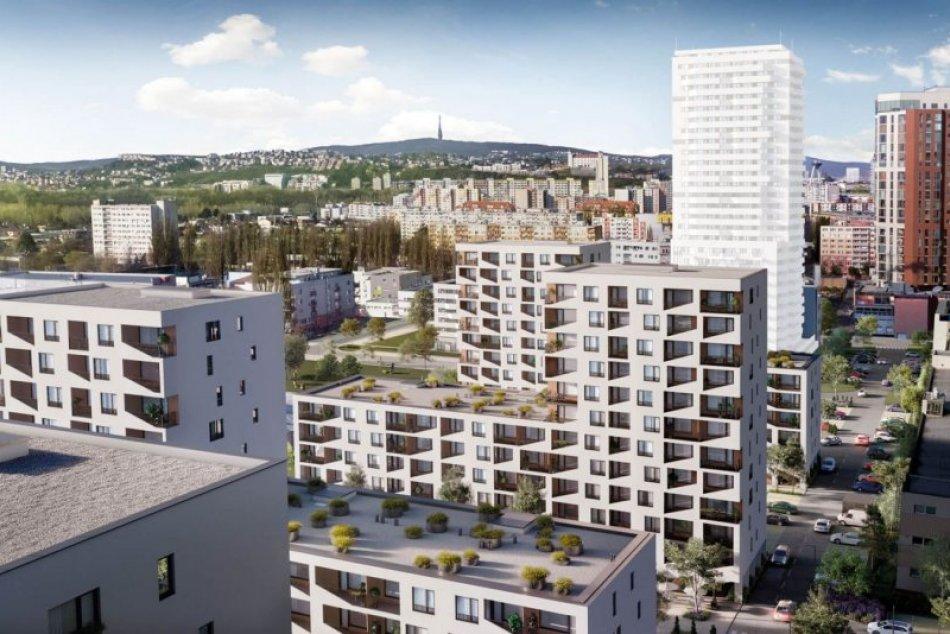 Ilustračný obrázok k článku VIZUALIZÁCIE: V Petržalke čoskoro vyrastie ďalší projekt. Ceny bytov vás prekvapia