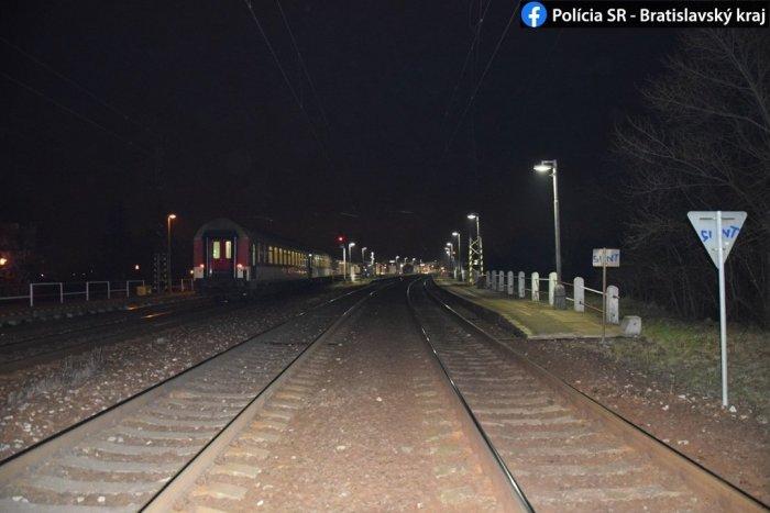 Ilustračný obrázok k článku Na trati v Bratislave došlo k tragédii: Žena neprežila zrážku s vlakom