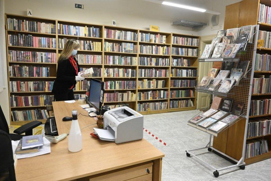 Ilustračný obrázok k článku Týždeň slovenských knižníc nezrušila ani pandémia: Aký bude v Banskobystrickom kraji?