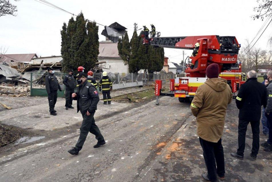 Ilustračný obrázok k článku Tragédia v Bánovciach nad Ondavou: V rodinnom dome pravdepodobne vybuchol plyn