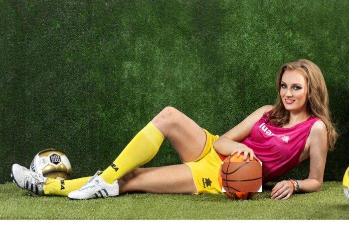 Ilustračný obrázok k článku Krásna Oľga si miesto na obrazovke vydrela: Hovorili mi, že žena a šport nejdú dokopy