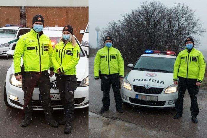Ilustračný obrázok k článku Policajti sprevádzali auto s lekármi: Náhlili sa za pacientom v ohrození života