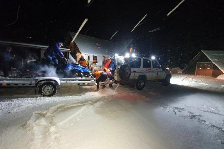 Ilustračný obrázok k článku Obrovská TRAGÉDIA v Tatrách: Lavína strhla troch skialpinistov, dvaja neprežili