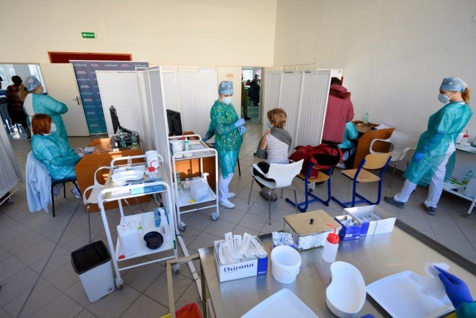 Ilustračný obrázok k článku Lokalita nového vakcinačného centra je ZNÁMA. Kedy sa začne s očkovaním?