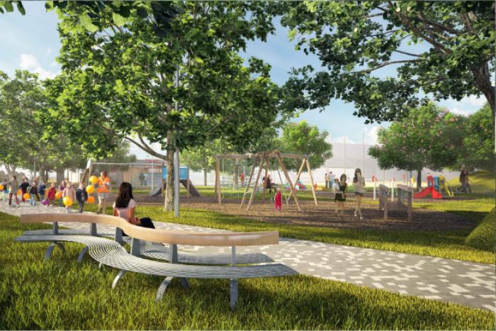 Ilustračný obrázok k článku Takto by mala vyzerať nová zelená lokalita Bratislavy: Páči sa vám? Vyjadrite svoj názor