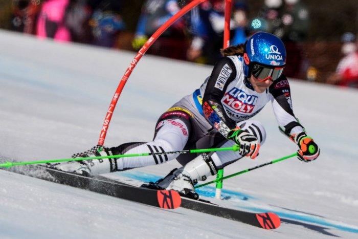 Ilustračný obrázok k článku Ďalšia POHROMA pre Vlhovú na lyžiarskom šampionáte: Z obhajoby zlata nič nebolo!