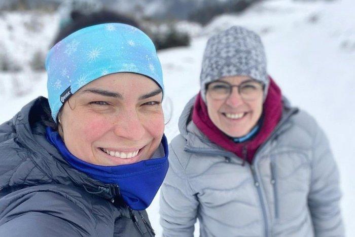 Ilustračný obrázok k článku Vlhovej kolegyňa z Liptova opustila dejisko šampionátu: Jej mama bojuje o život!