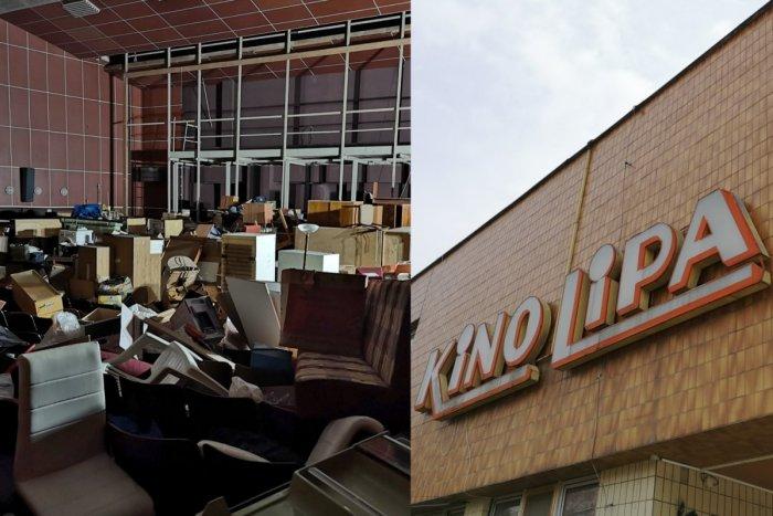 Ilustračný obrázok k článku Lipa sa prebúdza: Mesto začalo vypratávať priestory bývalého kina, FOTO
