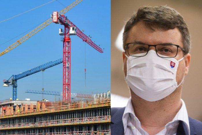 Ilustračný obrázok k článku Martin Chren: Matovičovci pripravujú stavebný zákon, ktorý bude vyhovovať developerom