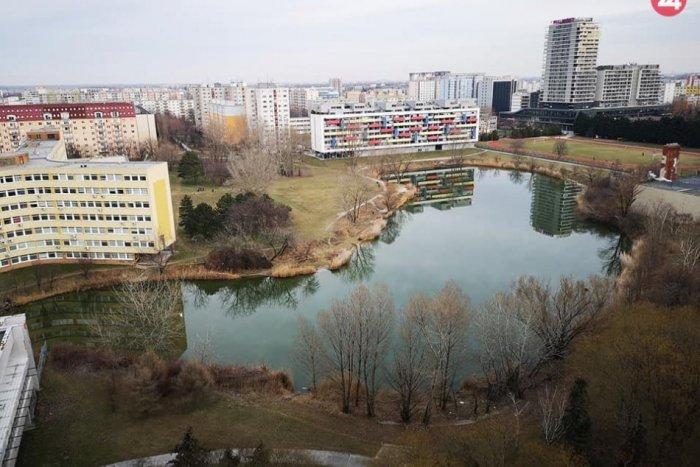 Ilustračný obrázok k článku Skvelá správa nielen pre Ružinovčanov: Obľúbené miesto prechádzok bude krajšie