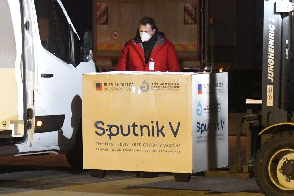 Ilustračný obrázok k článku STANOVISKO Štátneho ústavu pre kontrolu liečiv: Náš Sputnik V je iný ako posudzuje EMA!