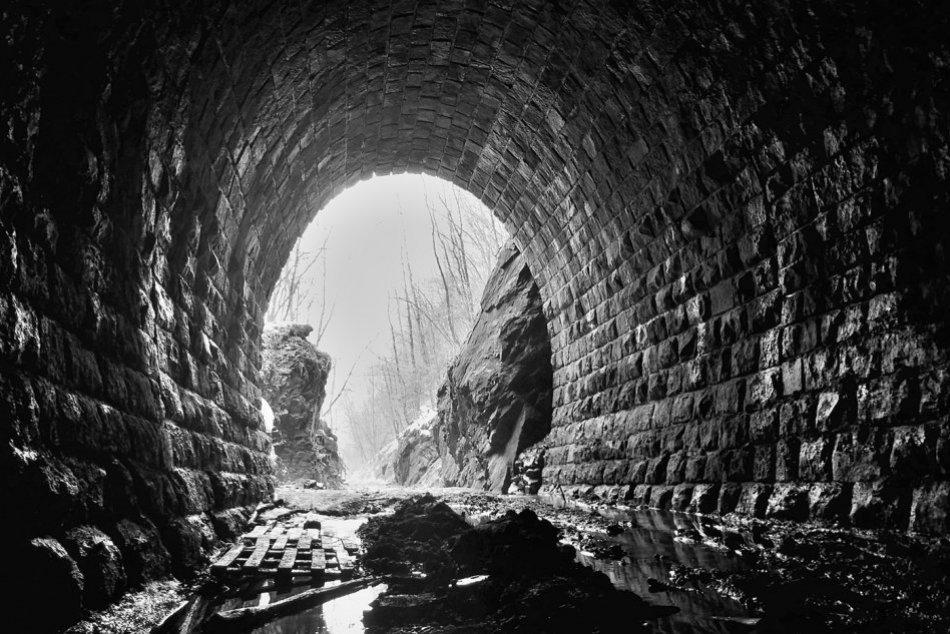 Ilustračný obrázok k článku FOTO: Slavošovský tunel vzbudzuje pozornosť aj v zime. Parádny výlet zaručený!