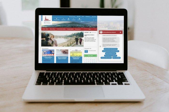 Ilustračný obrázok k článku Hľadáte informácie o pandemických opatreniach? Nitra spustila automatického chatbota