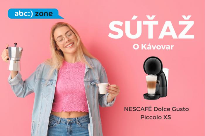 Ilustračný obrázok k článku Súťaž: Hrajte oNescafé Dolce Gusto kapsulový kávovar!
