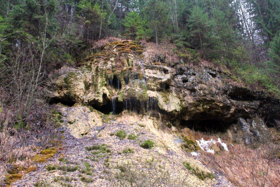 Ilustračný obrázok k článku Počuli ste už o Tajovskej kope? Ide o vskutku ojedinelé dielo prírody, FOTO