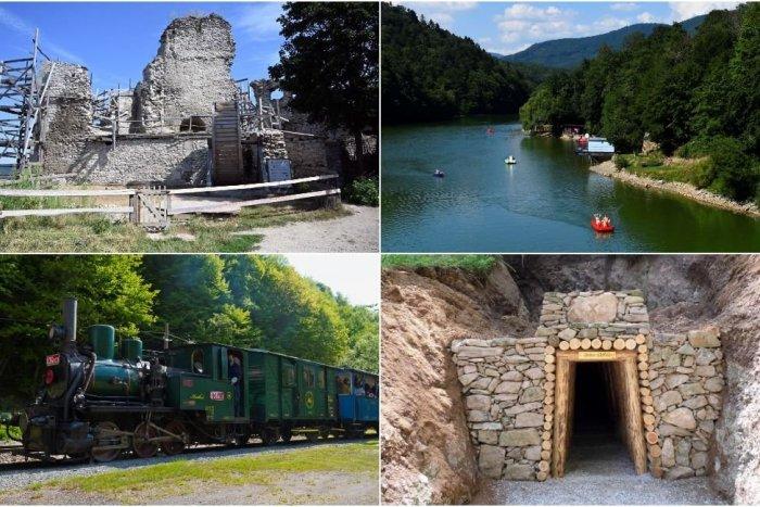 Ilustračný obrázok k článku Na podporu turizmu pôjde 800-tisíc eur. Pozrite sa, aké atrakcie v kraji pribudnú