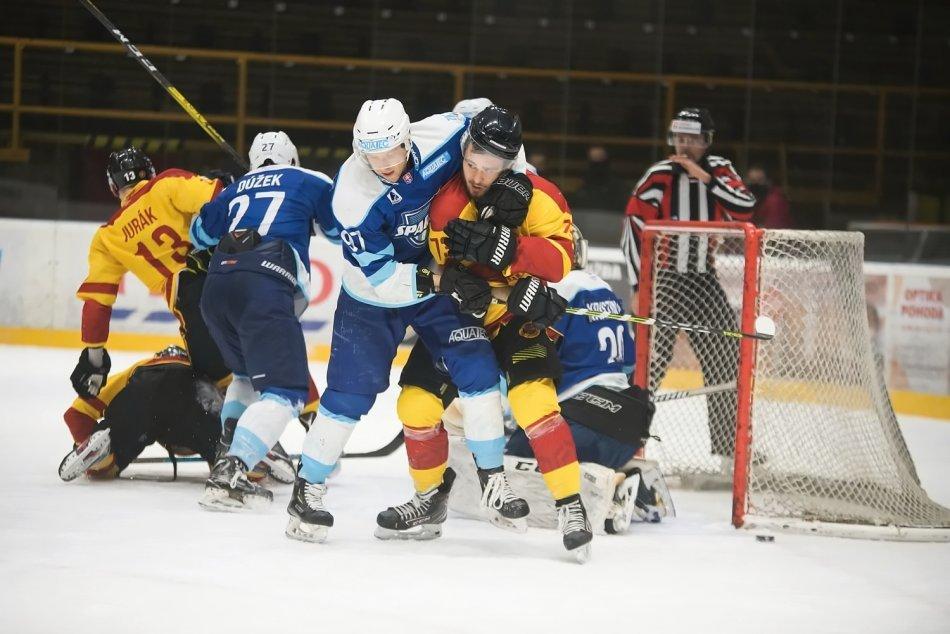 Ilustračný obrázok k článku Domáce prostredie nevyužili: Hokejisti Topoľčian prehrali aj v druhom zápase, FOTO