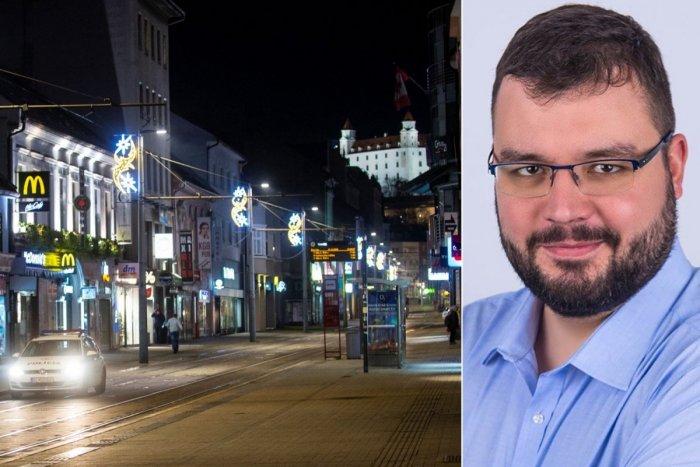 Ilustračný obrázok k článku Bratislava je jediným mestom na Slovensku, ktoré má NOČNÉHO primátora! ČO má na starosti?