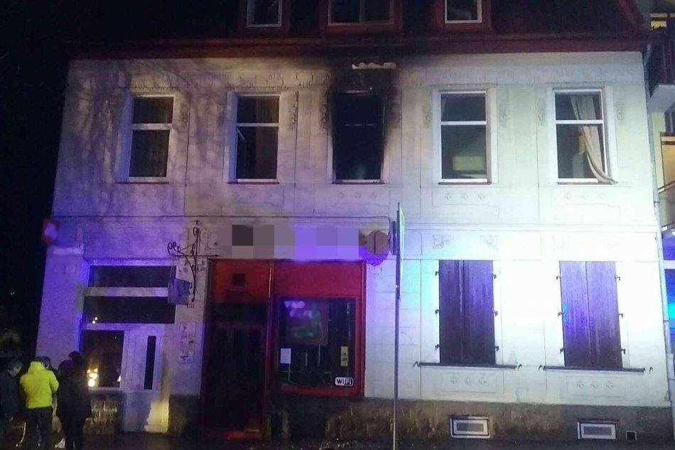 Ilustračný obrázok k článku Byt v Žiline zachvátili plamene: Pri požiari sa zranili dvaja ľudia