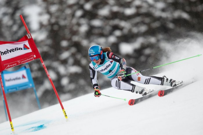 Ilustračný obrázok k článku Kráľovná ženského lyžovania už má po sezóne: Vlhovej ÚPRIMNÉ slová k megaúspechu!