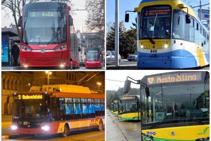 Ilustračný obrázok k článku Dopravné podniky oznámili ŠTRAJKOVÚ POHOTOVOSŤ! Aký to bude mať dopad na cestujúcich?