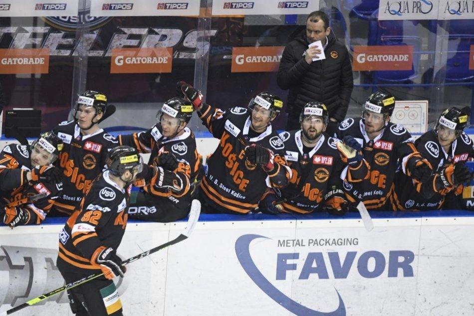 Ilustračný obrázok k článku Oceliari získali posilu z KHL. Do Košíc prichádza ruský útočník