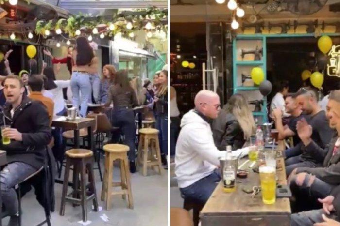 Ilustračný obrázok k článku VIDEO: Svet bojuje proti korone, Izrael oslavuje: Tance na stoloch, rúška na ústupe