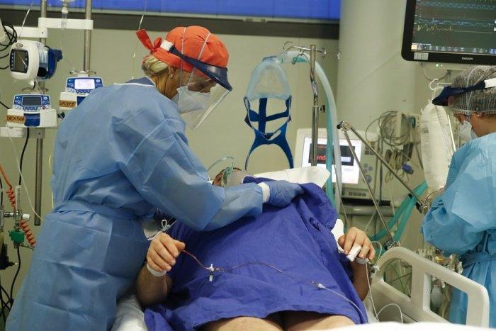 Ilustračný obrázok k článku Veľká úľava pre zdravotníkov: Popradská nemocnica hlási zepšenie COVID situácie