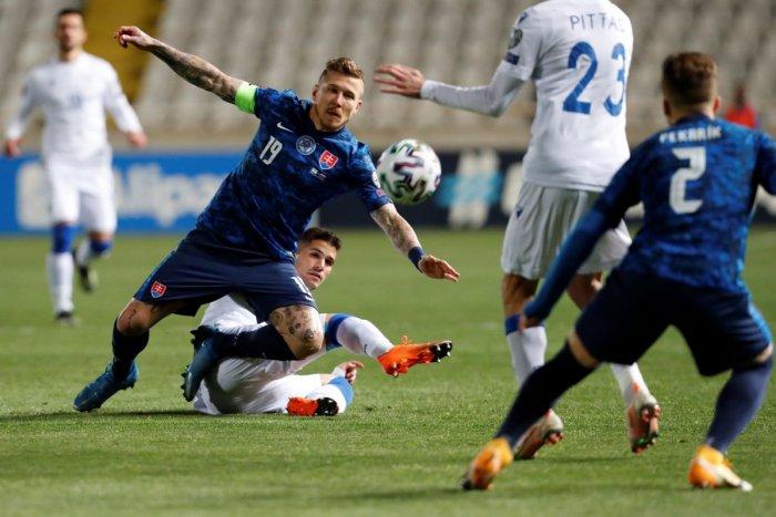 Ilustračný obrázok k článku BIEDA slovenských futbalistov na Cypre: Nezmohli sa na gól a boli radi aj za REMÍZU!
