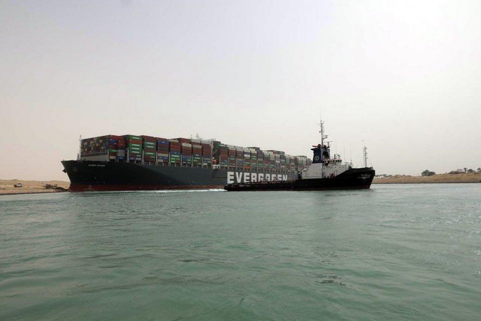 Ilustračný obrázok k článku V Egypte sa NEMAZNAJÚ: Zablokovali ste náš prieplav? Bude vás to stáť 900 miliónov!