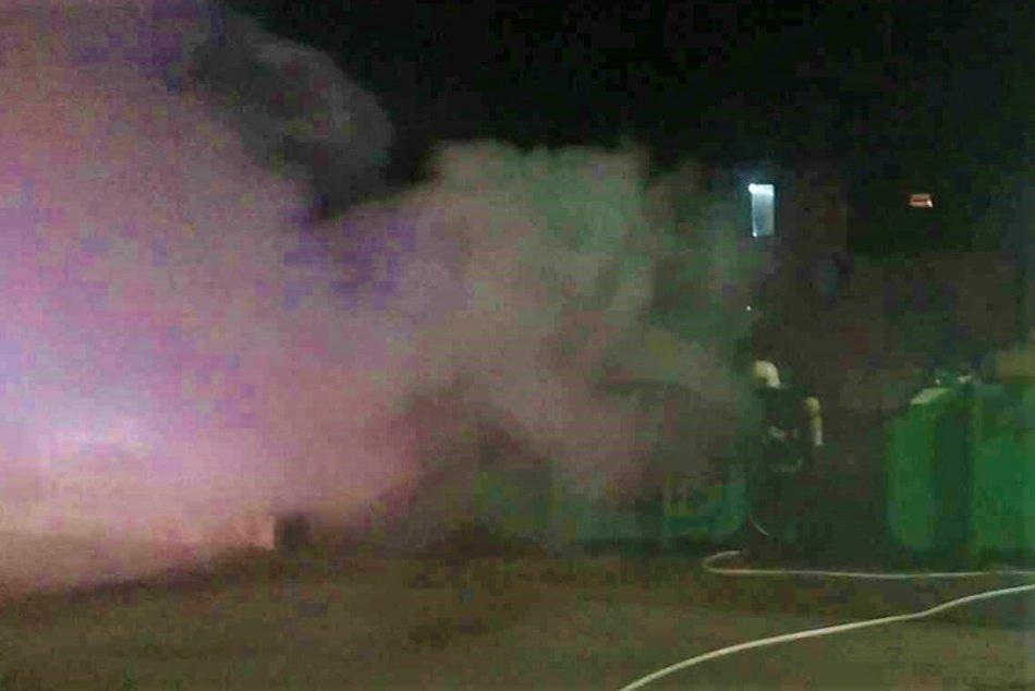 Ilustračný obrázok k článku Požiar v Považskobystrickom okrese: Obcou sa šíril mrak dymu, FOTO