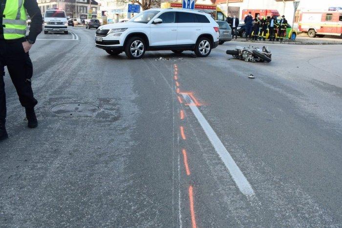 Ilustračný obrázok k článku Päť nehôd za 24 hodín: Motorkári vytiahli svoje stroje, viacerí sa zranili, FOTO