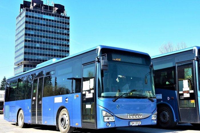 Ilustračný obrázok k článku Zmeny v modrých autobusoch: NOVÝ cestovný poriadok pre okres Považská Bystrica