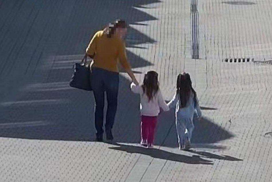 Ilustračný obrázok k článku Žene sa vo Zvolene stratili malé dcérky: Pátranie malo šťastný koniec, FOTO