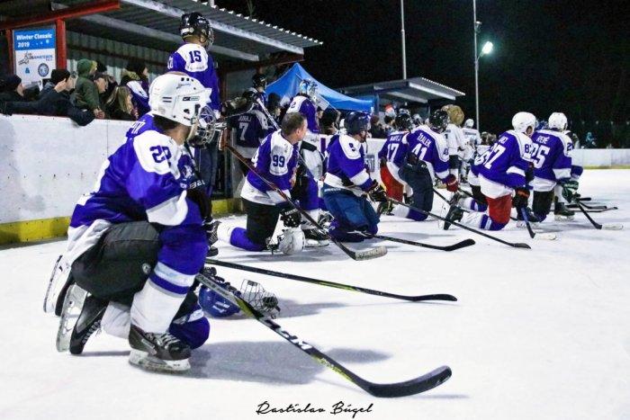 Ilustračný obrázok k článku V Šali odohrá zápas tím z KHL: Organizátor vybuduje tribúny pre 5-tisíc ľudí!