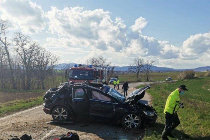 Ilustračný obrázok k článku Tragická nehoda neďaleko Budmeríc: Dvaja ľudia neprežili