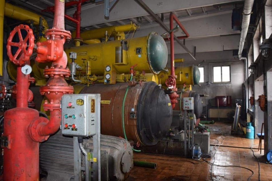 Ilustračný obrázok k článku Brezniansky zimák dostáva nový chladiaci systém: V čom bude iný ako doteraz? FOTO