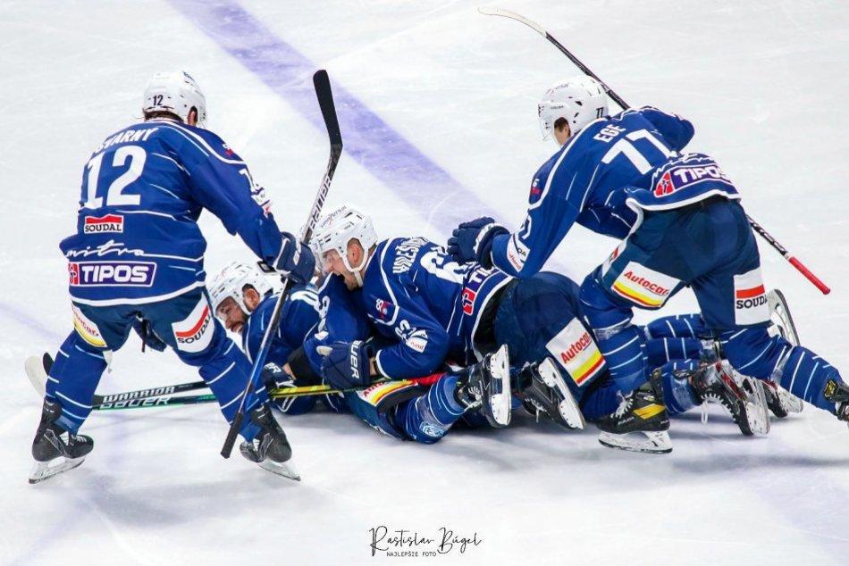 Ilustračný obrázok k článku ŤAHÁK pre milovníkov hokeja: TIETO zápasy odohrá HK Nitra počas prípravy