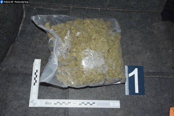 Ilustračný obrázok k článku Poriadny veľkonočný úlovok: Takmer pol kila marihuany zďaleka nebolo všetko