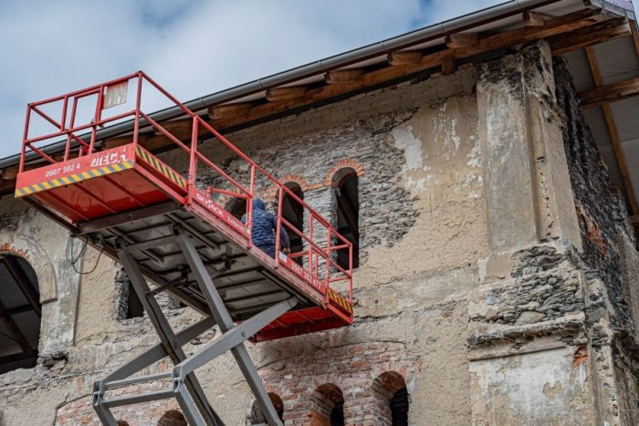 Ilustračný obrázok k článku Veľké plány v Krompachoch: Mesto chce v bývalej železiarni zriadiť hutnícke múzeum, FOTO