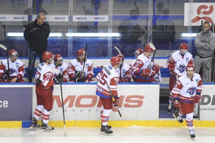 Ilustračný obrázok k článku Hokej v Mikuláši už bez Čankyho: V novej sezóne so snahou o návrat na vyššie pozície